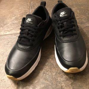The Nike Air Max Thea Black Women's Shoe